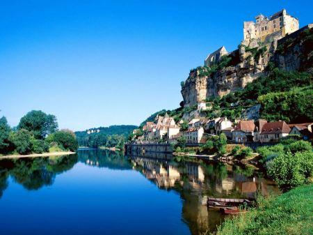 Free Beynac Dordogne River France