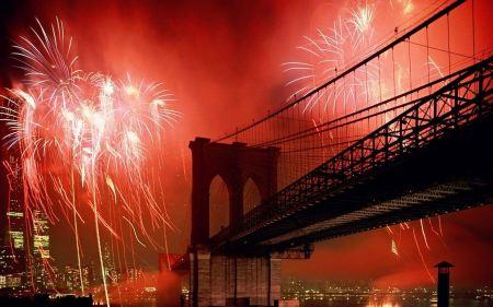 Free New York City Brooklyn Bridge