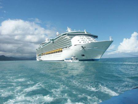 Free World Expensive Royal Caribbean Ship