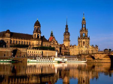 Free Elbe River Germany